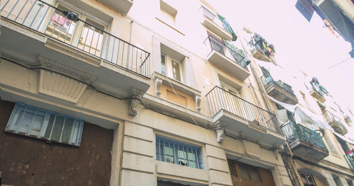 Sant Climent multifamily apartment building