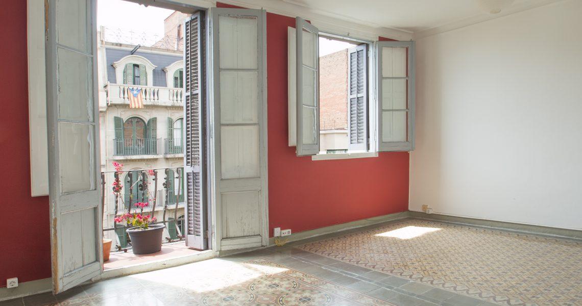 Enric Granados 2 apartment