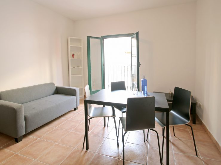 Hort de la Bomba apartment