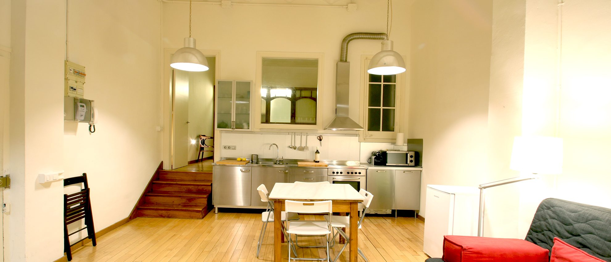 Doctor Rizal apartment