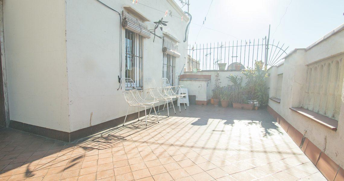 Pizarro átic apartment