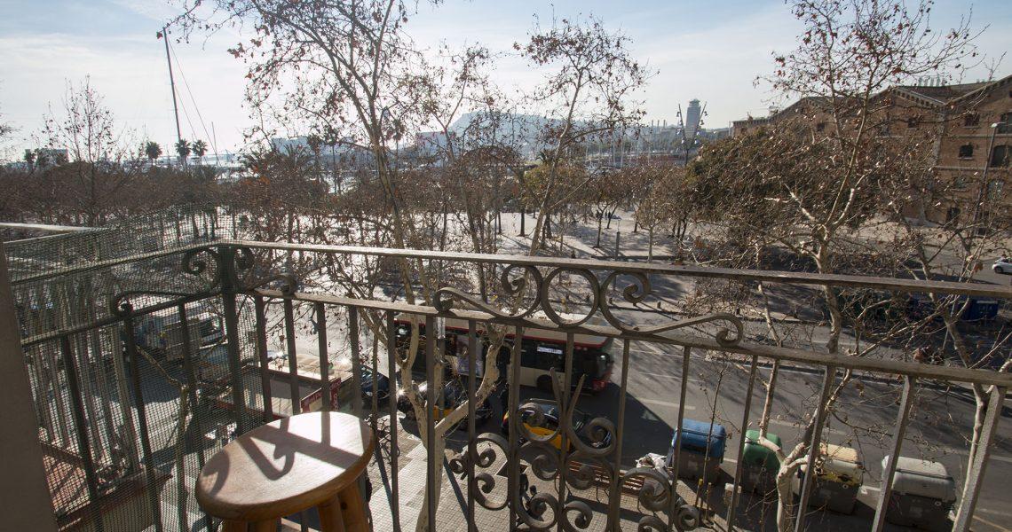 Joan de Borbó 6 apartment