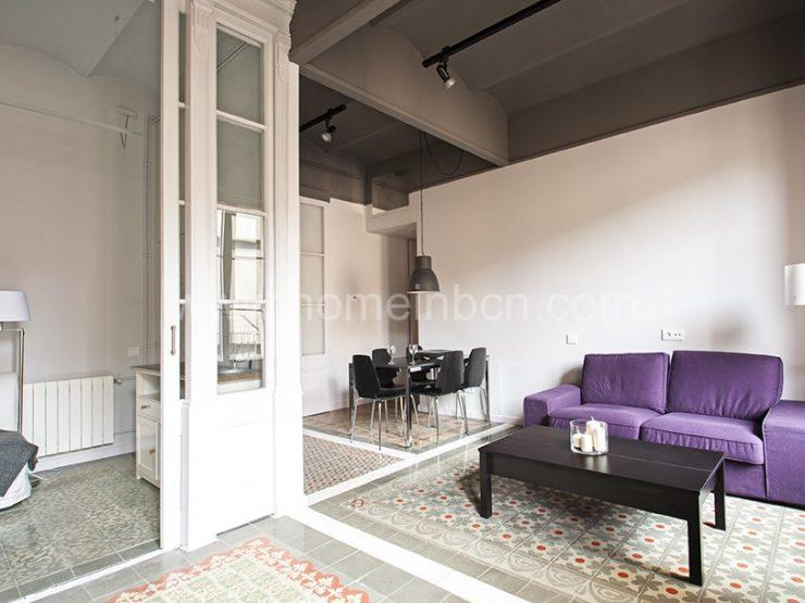 Aragó apartment