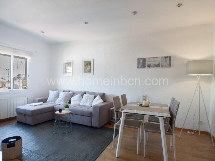 Joan de Borbó 8 apartment