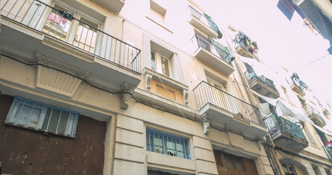 Sant Climent multifamily apartment building