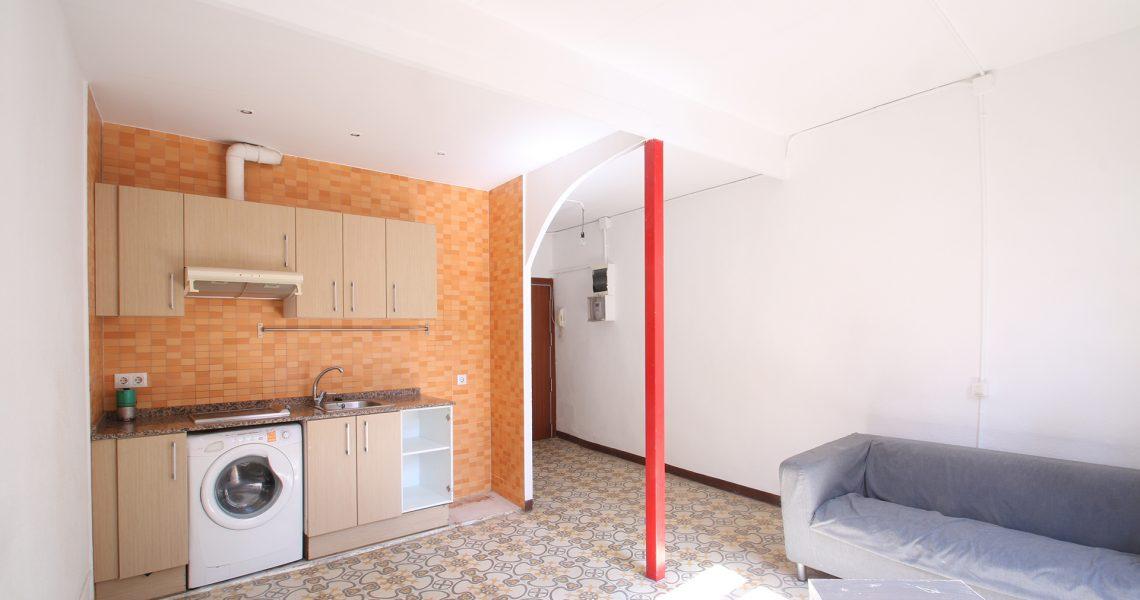 Escudellers 3 apartment