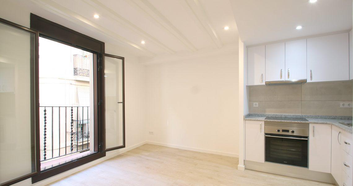 Escudellers 6 apartment